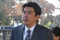 【悲報】石橋貴明、テレビで「ガチ刺青」映り込む