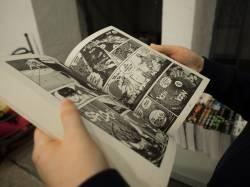 【天才】高校時代、隣の席の友人とリレー漫画を描く →結果wwwwwwwwwww