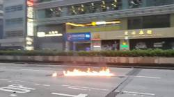 【動画】香港デモ、完全に戦争やん・・・