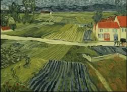 【必見】世界各国から125人もの画家がゴッホと同じ技法で油絵を6万5000枚も描いて作られた作品。