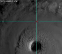 【やばい】台風19号、ガチでやばい。