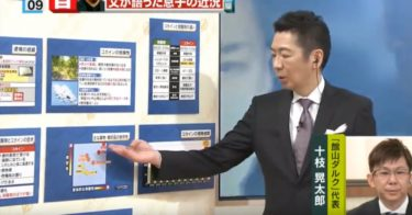 【悲報】ミヤネ屋さん、国が隠しておきたかった図表をしれっとお茶の間に見せてしまう