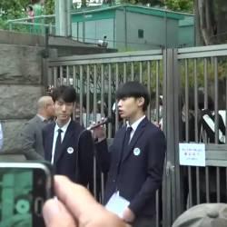 【おや?】韓国学生、覚醒。