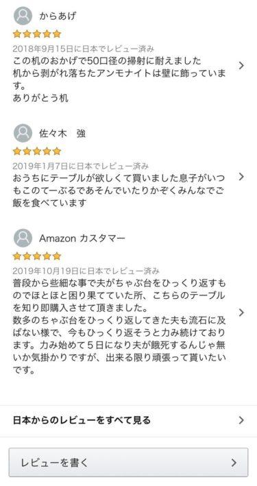 【朗報】amazon「日本からのレビューを見る」 ←これ