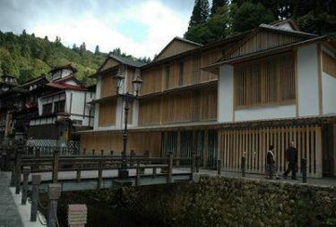【画像】天才建築デザイナー隈研吾氏に旅館をデザインさせた結果wwwww