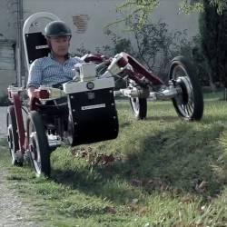 【動画】フランス人が開発した電動ATV「Swincar e-Spider」が超楽しそうwwwww