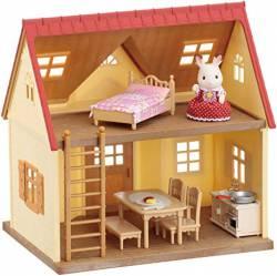 【あるある】マッマ「(シルバニア)人形を1個買えば家族が欲しくなる、小物が欲しくなる、家が欲しくなる」