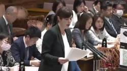 小野田紀美ちゃん、正論。