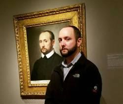 【画像】なぜか美術館に自分の絵が飾ってあった人シリーズ