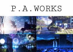 各アニメ制作会社の背景作画が凄いwwwww