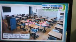 【悲報】学校再開後の教室がロックマンエグゼwwwww