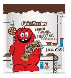 一頭のシカが店に入ってきて、店主がチョコレートチップクッキーをいくつかあげた結果